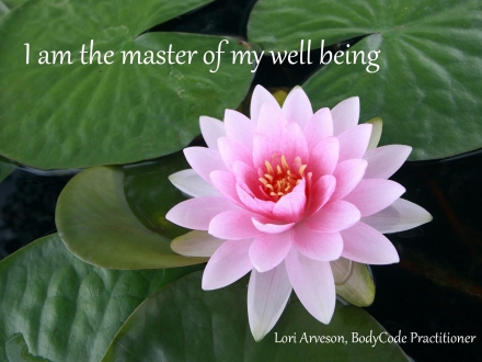 lotus-flower (2) I am the Master of my well being - Lori