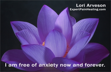 a1 free of anxiety lotus 6